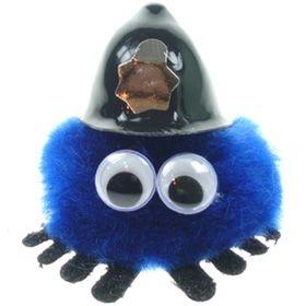 Policeman Logo Bug