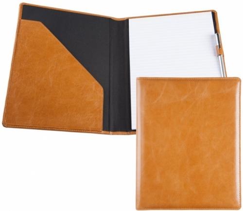 Richmond A4 Leather Conference Folder