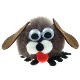 Dog Logo Bug
