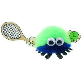 Tennis Handy Logo Bug