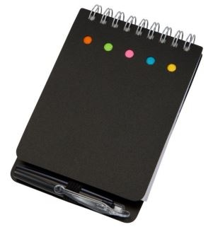 Mini Kent Notebook with PP Cover