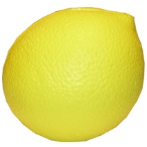 Lemon Stress Toy