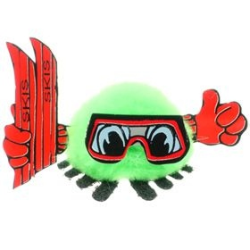 Skier Handy Logo Bug