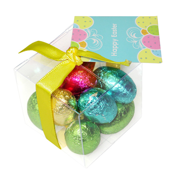 Box of mini eggs uk corporate gifts box of mini eggs negle Images
