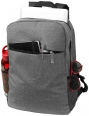 "Hoss Heathered 15.6"" Laptop Backpack 1"