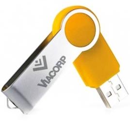 Mini Twister USB Flash Drive