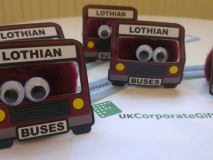 Promotional Bus Logo Bugs with Magnetic Feet are a Hit! #ByUKCorpGifts