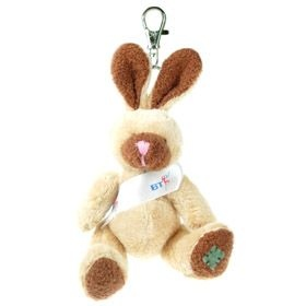 11 cm Keychain Gang - Rabbit with Sash