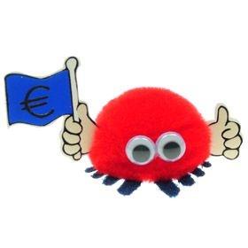 Euro Flag Handy Logo Bug