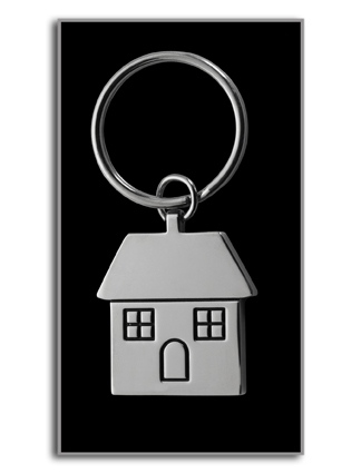 House Shaped Key Holder Deluxe