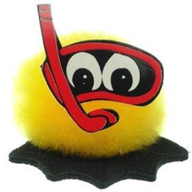 Scuba Logo Bug