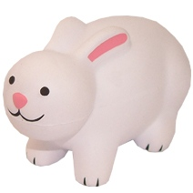Rabbit Shaped Stress Toy