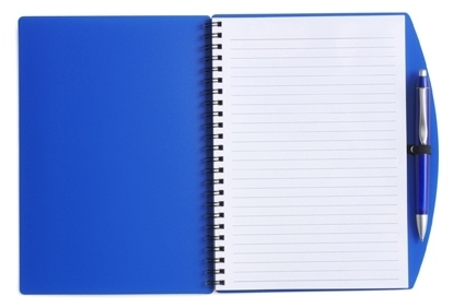 A5 PP Cover Note Book