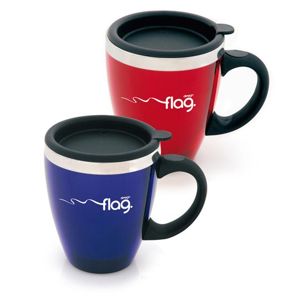 Foldable Water Bottle >> Raphael Travel Mug   UK Corporate Gifts