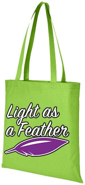 Zeus Non-Woven Convention Tote Bag