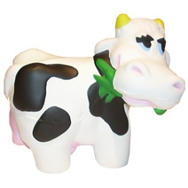 Daisy Cow Stress Toy