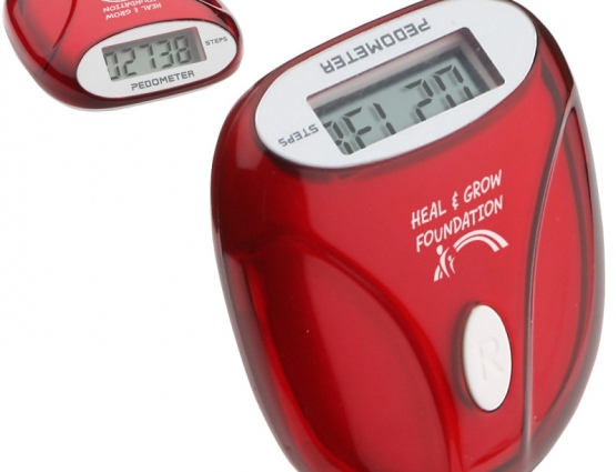 Use Promotional Pedometers to Step Up Your Marketing this Year