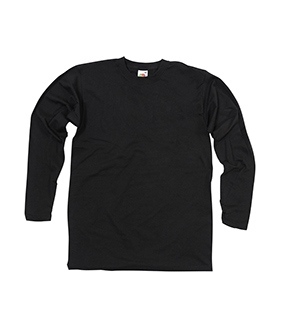 Long Sleeved Valueweight