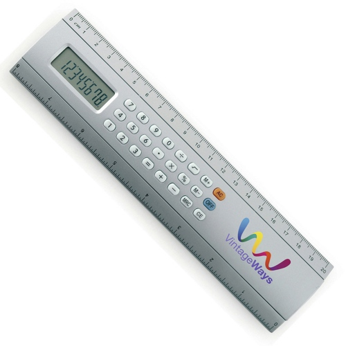 Ruler With Calculator
