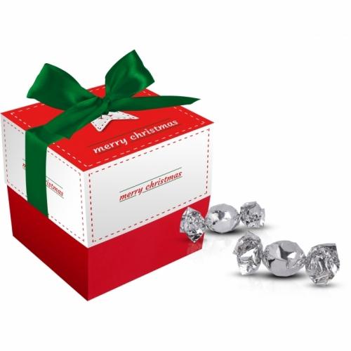 Nut Praline Chocolates in a Box