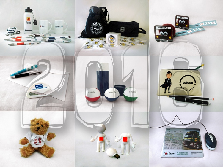 Corporate Gifts - Showcasing Some Exciting Projects We've Worked On