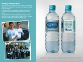 Promotional Bottled Water Raises Awareness About Global Water Scarcity #CleverPromoGifts