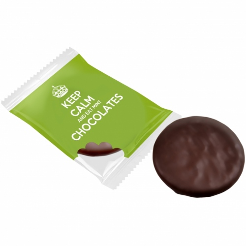 Chocolate Mint in a Wrapper