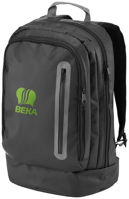 "North Sea 15.4"" Water-Resistant Laptop Backpack"