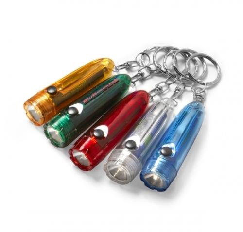 Translucent Pocket Torch