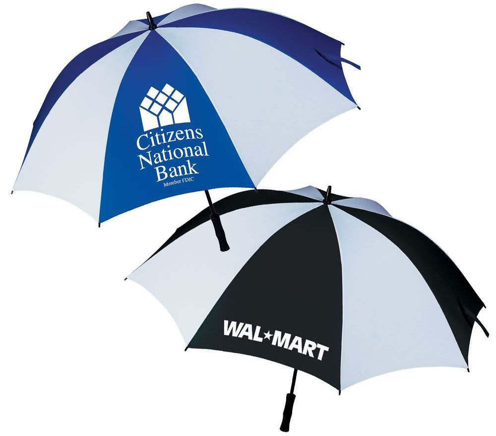 guide to promotional golf umbrellas customisation options uk
