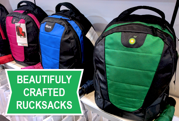 Branded Rucksacks